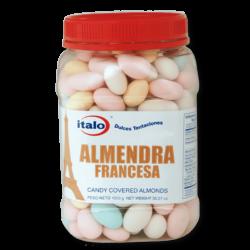 Almendra Bombonera