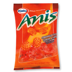 Caramelo Anís Bx25