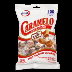 Caramelo de coco Bx100