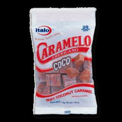 Caramelo de coco Bx20