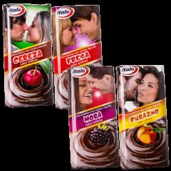 Chocolatina Amor Latino
