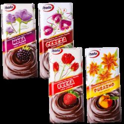Chocolatina Flores de Amor