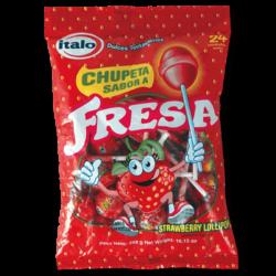 Chupeta Fresa Bx24