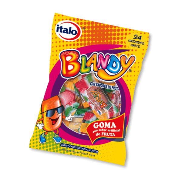 Gomitas Blandy Bx24