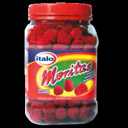 Gomitas Moritas bombonera