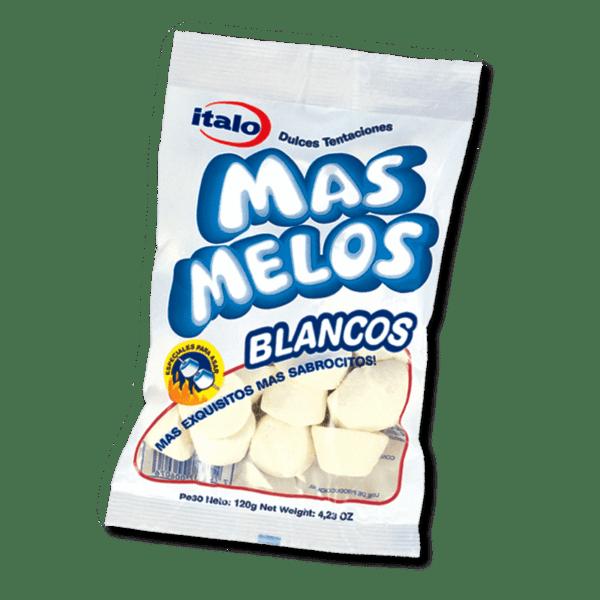 Masmelos blancos 120gr