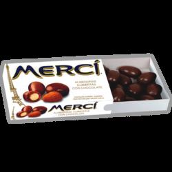 Merci Almendras con chocolate 80gr
