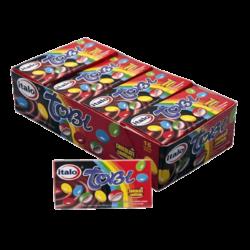 Tobi- Chocolate con cobertura dulce